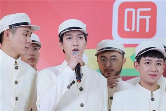 新生代唱将刘彬濠现身湖南卫视,致敬五四青年节