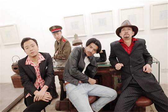 五条人新专辑《故事会》数字版上线,春季巡演下月开启
